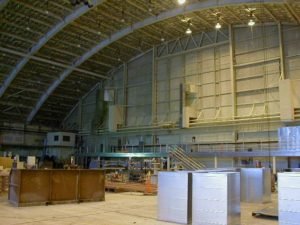 JBER Upgrade Hanger 1 Rehabilitation