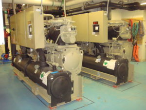Alaska Sea Life Center, Sea Water Heat Pump Project