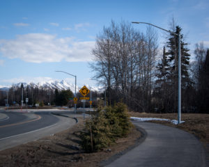 West Dimond Boulevard Upgrade Phase 1