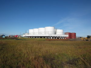 Stebbins Bulk Fuel Upgrades