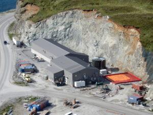 Unalaska Wastewater Plant Upgrade